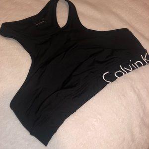 Calvin Sport bra